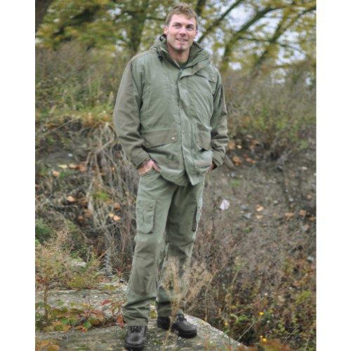 Mil-tec pantalon ® hunting vert olive