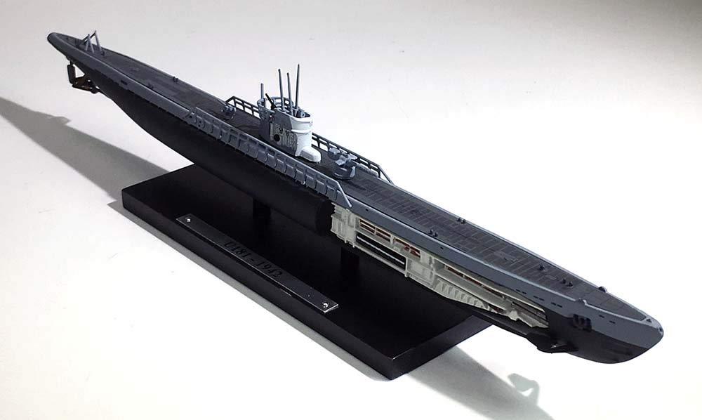 FloZ WWII German U-181 1/350 diecast Model Ship