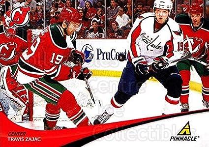 Amazon.com  (CI) Travis Zajac Hockey Card 2011-12 Pinnacle (base ... 169c7e51ba2