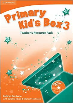 Primary Kid 39:s Box Level 3 Teacher 39:s Resource Pack with Audio CD Polish Edition