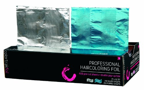 colortrak-double-popup-professional-highlighting-foil-blue-and-silver-400-count-12-pounds