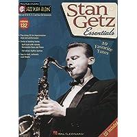 Jazz Play-Along Vol.132 Stan Getz Essentials + Cd