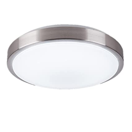 ZHMA 8-Inch LED Ceiling Lights, Flush Mount Lighting Round, 4500K ...