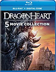 Dragonheart: 5-Movie Collection Blu-ray + Digital - Blu-ray