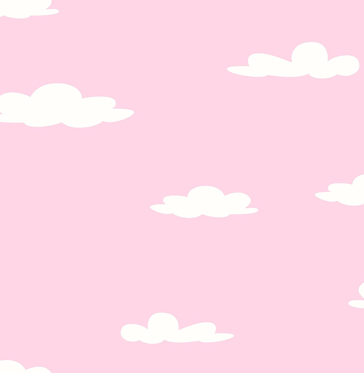 Bhf Sz002117 You Are My Sunshine Clouds Cotton Candy Wallpaper