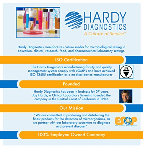 Trichrome Stain, for Parasitology, 16 Ounces, by Hardy Diagnostics by Hardy Diagnostics (Image #1)
