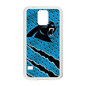 Carolina Panthers Design New Style High Quality Comstom Protective case cover For Samsung Galaxy S5
