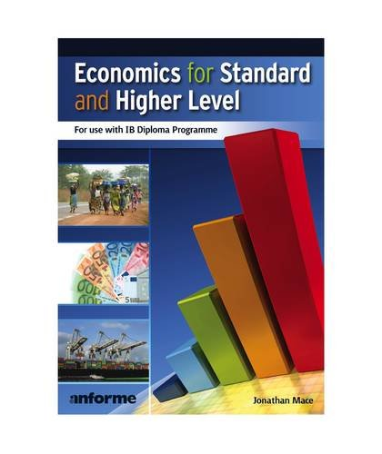 Economics for Standard and Higher Level: for Use with IB Diploma Programme
