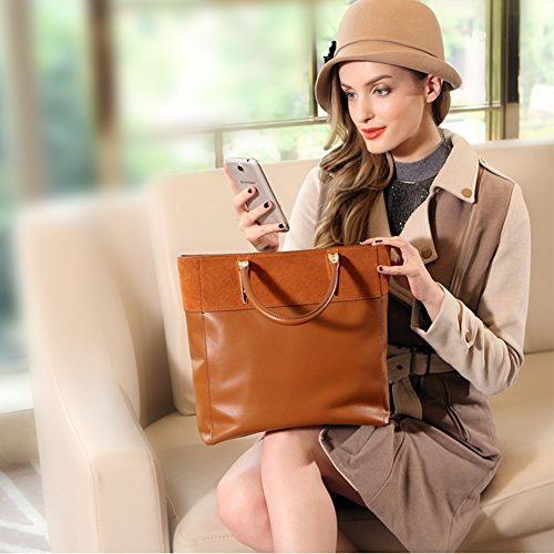 for Handbags Noble handle Handbags Handbags Genuine Women Hobo Top Evening Shoulder Leather g8P8BCnt