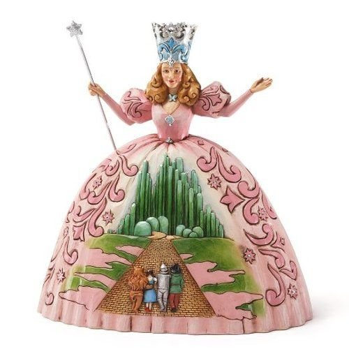 [Enesco Enesco Jim Shore Wizard of Oz GLINDA Figurine, 9-Inch] (Good Witch Of Wizard Of Oz)