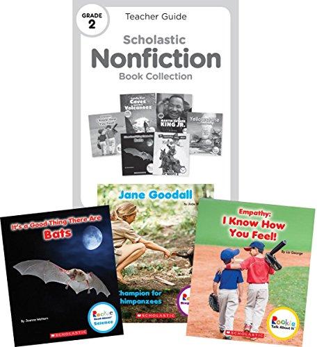 Scholastic Nonfiction Book Collection: Grade 2