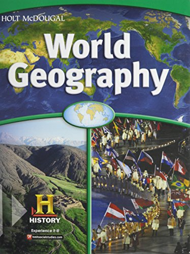 World Geography: Student Edition Survey 2012