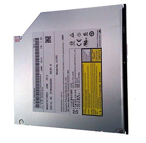 Panasonic UJ260 3D 6x BDXL Blu-ray 8x DVD CD Burner Player 12.7mm SATA Laptop Drive for HP ProBook 4540S 4545S 4740S 4720S 4730S Lenovo Thinkpad T420 T430 Asus G53 G53J G53JW G53S UJ260 Toshiba P855 P850 P745 P755 P770 by Ebuy