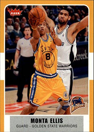 2007-08 Fleer #147 Monta Ellis Basketball ()