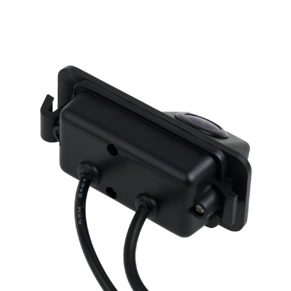 Reversing Vehicle-Specific Camera Integrated in Number Plate Light License Rear View Backup camera for Ford Fiesta//Kuga//S-Max//Mondeo//Focus II