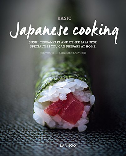 basic japanese cooking: sushi, teppanyaki and other japanese specialties you can prepare at home - 51zhNtAoqML - Basic Japanese Cooking: Sushi, Teppanyaki and Other Japanese Specialties You can Prepare at Home