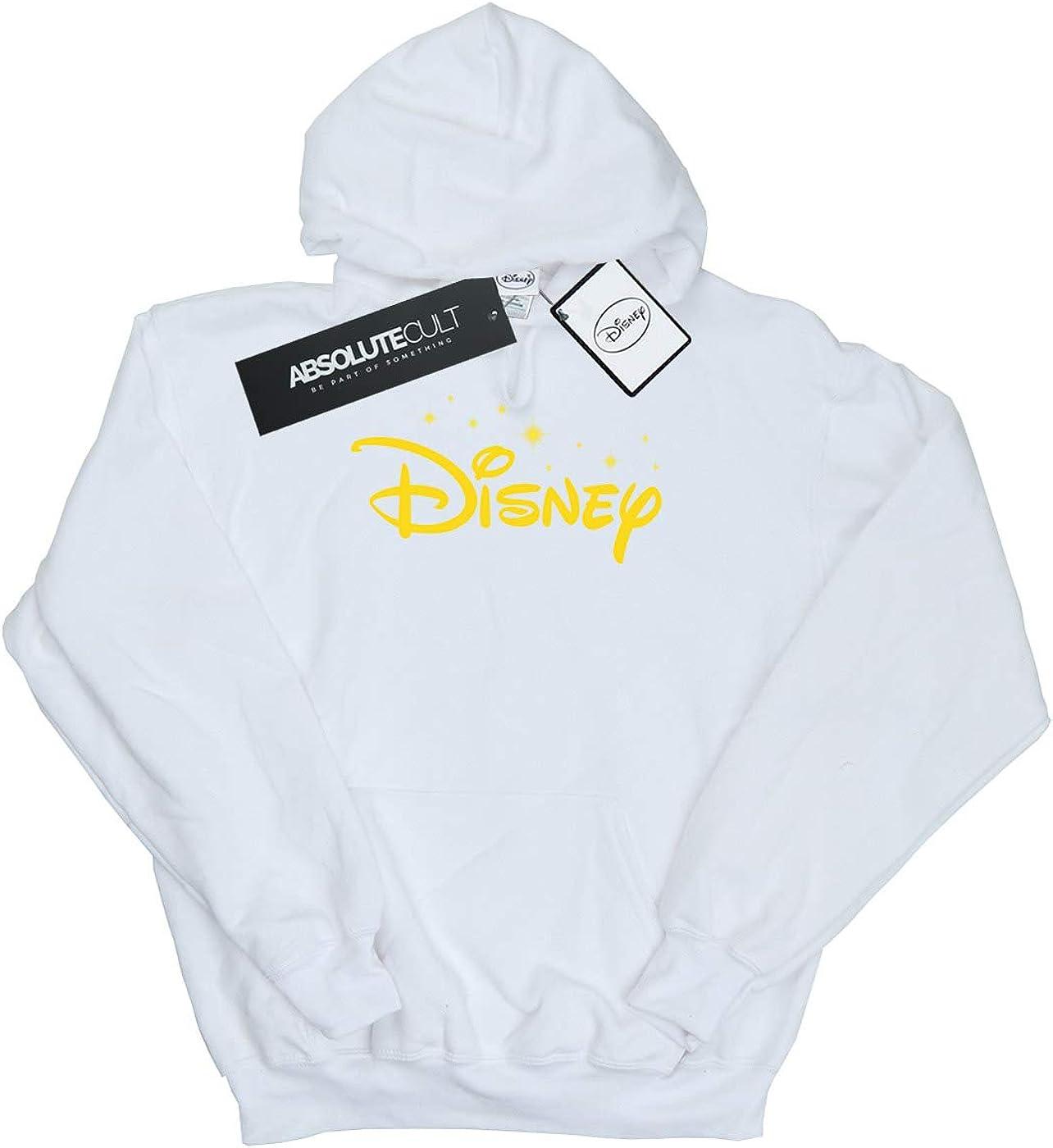 Disney Homme Logo Stars Sweat /À Capuche