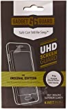 Gadget Guard Original Edition Ultra HD Polyurethane Screen Guard for iPhone 5 - Retail Packaging - Clear