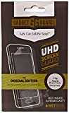 Gadget Guard Original Edition Ultra HD Polyurethane Screen Guard for iPhone 5/5s/5c/5se - Retail Packaging – Clear