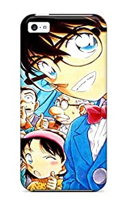 1618572K13329626 Iphone 5c Cover Case - Eco-friendly Packaging(detective Conan)