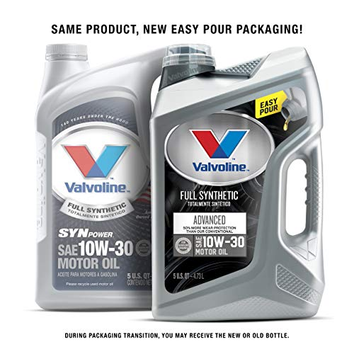 Buy valvoline synthetic oil review
