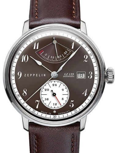 Mens Watches ZEPPELIN Hindenburg 7060-5