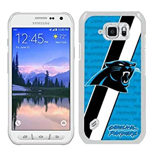 Carolina Panthers 03 White Recommended Picture Custom Samsung Galaxy S6 Active Case