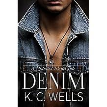 Denim (A Material World Book 4)