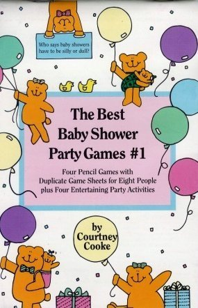 The Best Baby Shower Party Games #1