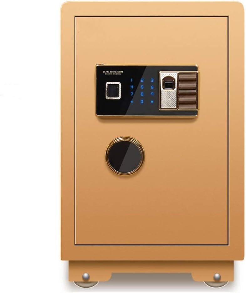 YyZCL Caja Fuerte Segura 60 cm de Altura de la Huella Digital del ...