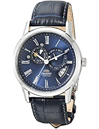 Men's FET0T004D0 Classic Sun and Moon Version 2 Analog Automatic Blue Watch
