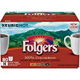 Gourmet Selections Coffee, Lively Colombian (80 K-Cups) (pack of 2)