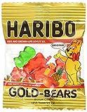 Haribo Gummy mix Candy Mini Gold Bears/ Colla - 100