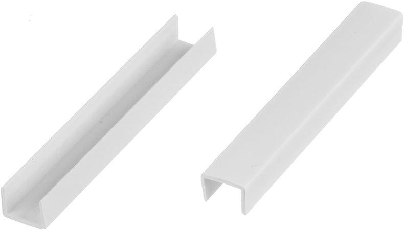 Holzbrink End Cap For Kitchen Plinth Sealing Strips Kit Set Hbk15 150 Cm Kitchen Kickboard Skirting 150 Mm White Gloss Base Plate Amazon Co Uk Kitchen Home