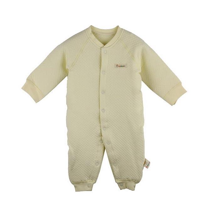 Bebé niña niño Pijama Pelele Onesie Body con Botones: Amazon.es: Ropa y accesorios