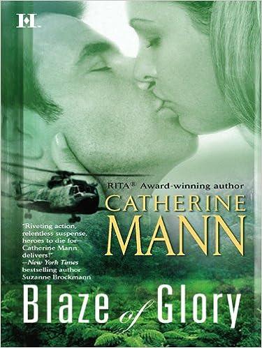Blaze of Glory (Hqn Romance)