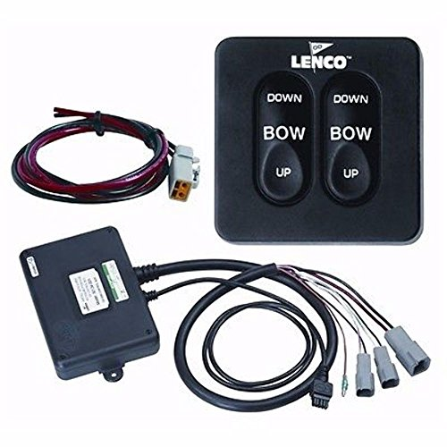 Lenco 15069-001 Trim Tab Switch Kit, Standard (Lenco Parts)