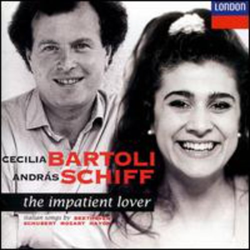 Cecilia Bartoli - The Impatient Lover (Italian Songs by Beethoven, Schubert, Mozart, Haydn)
