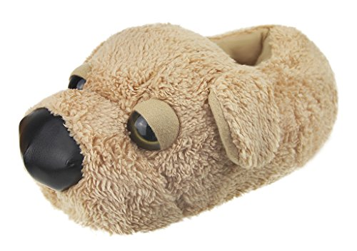 Slippers Adult Shoe Covers (Unisex Adult Warm Plush Pug Dog House Slippers Non-slip Soft Fuzzy Indoor Shoes)