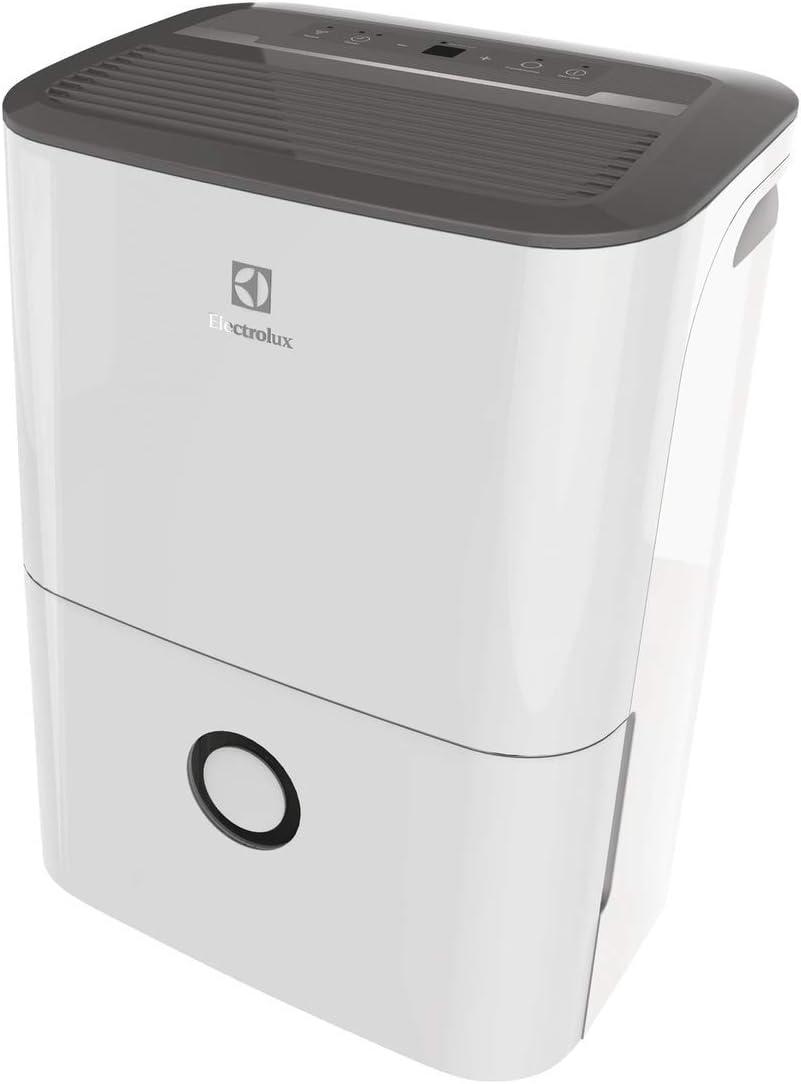Electrolux Ambiflex - Deshumidificador con ionizador y función de secado 20 Litri Bianco: Amazon.es: Hogar
