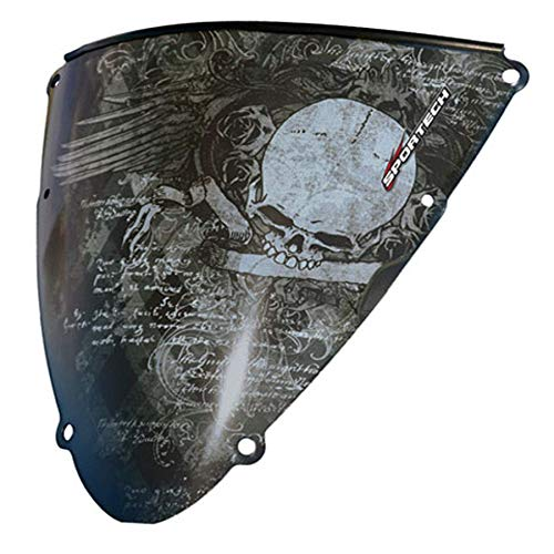 Series Argyle - Argyle Series Windscreen 2010 Yamaha YZF-R6 Street Motorcycle