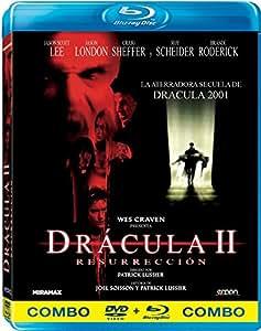 Drácula II: Resurrección (DVD+BD) [Blu-ray]