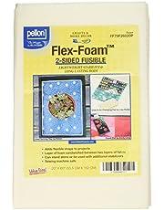 "Pellon 524795 Flex, Foam 2, Sided Fusible Stabilizer, 20""X60"""