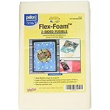 "Pellon FF79F26020P Flex-Foam 2-Sided Fusible Stabilizer, 20"" x 60"""