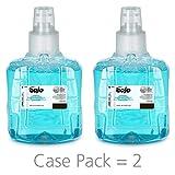 GOJO LTX Refill Antibacterial Handwash (1200 mL) - 2 Pack