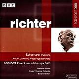 Schumann: Papillons / Introduction & Allegro Appassionato / Schubert: Piano Sonata in B Flat Major, D960