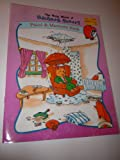 The Busy World of Richard Scarry: Paint & Markers Book