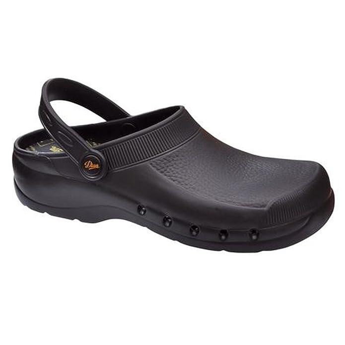 Dian - Marseille Src O1 Fo - Chaussures Anatomiques - Taille 37 - Noir LVPh4PXP