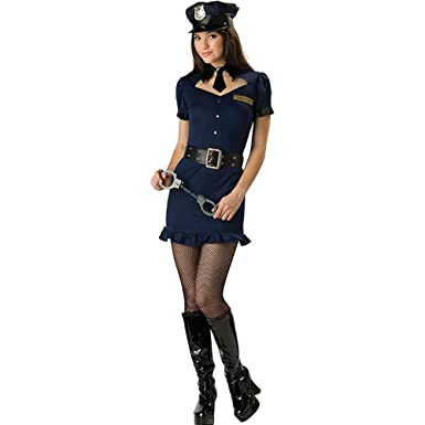 fashion police teenjunior costume teen medium - Halloween Fashion Games