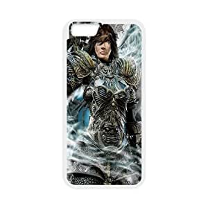 iPhone 6 Plus 5.5 Inch Cell Phone Case White Darksiders LHT Cell Phone Case Personalized Hard